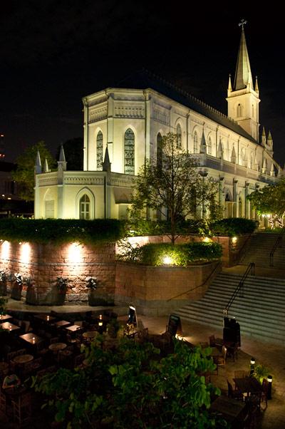 Chijmes Church Singapore