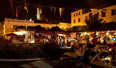 Medeltidsmarknad i Estepona