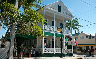 Banana Café, Duval Street, Key West