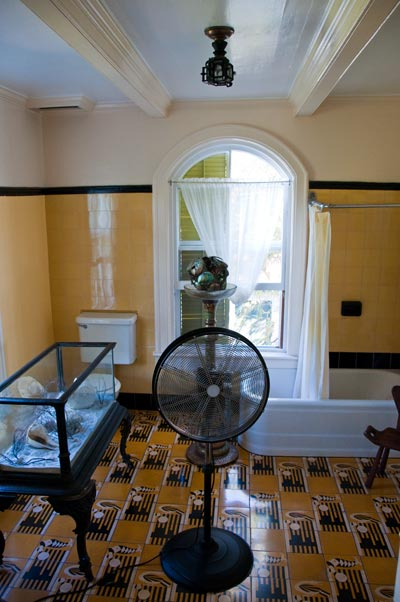 Badrum, Ernest Hemingway Home, Key West