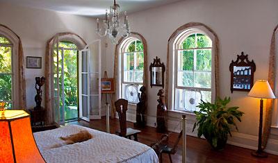 Sovrum, Ernest Hemingway Home, Key West