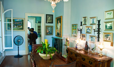 Matsal, Ernest Hemingway Home, Key West