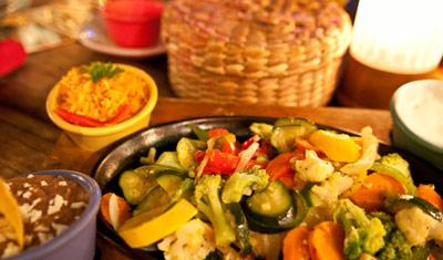 Middag på Oh! México Fresh-Mex Margarita Bar, Miami
