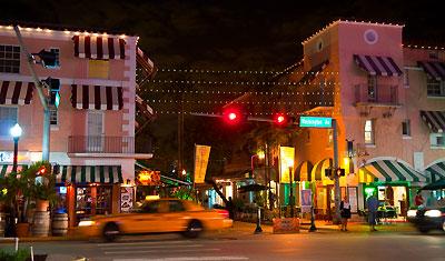 Española Way, Miami