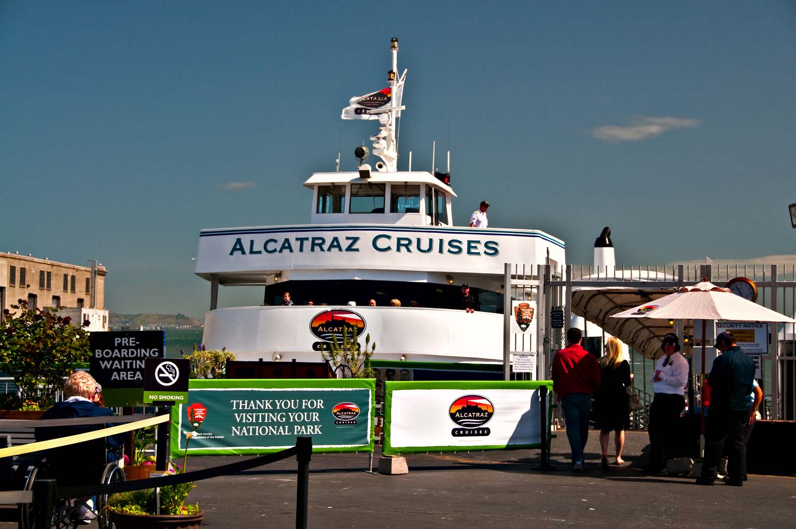 Alcatraz Cruises, San Francisco