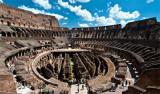 Arenornas arena och runt Via del Corso