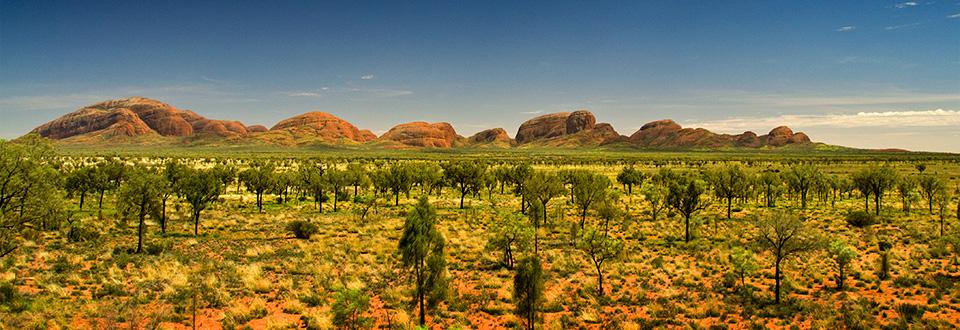 The Olgas, Australien