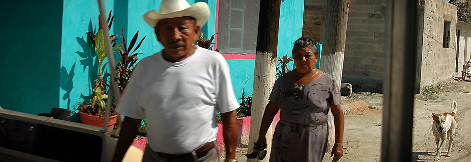 Mexico street life