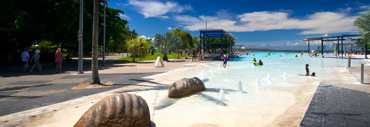 Cairns, Queensland Australien