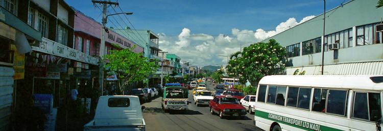 Nadi stad, Fiji