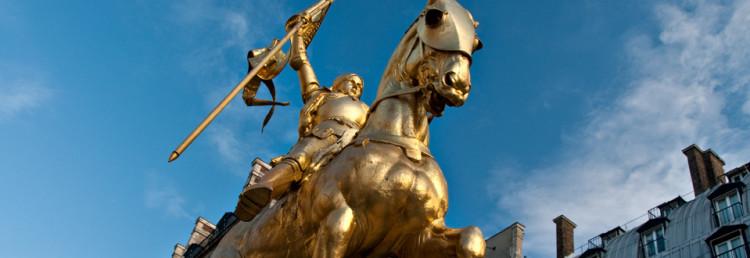 France, Jeanne d'Arc