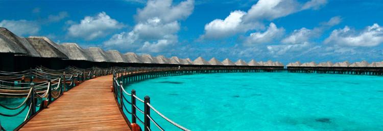 Vilu Reef Nilandhe atoll, Maldiverna