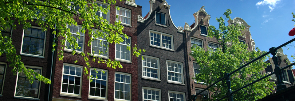 Netherlands, Amsterdam Houses