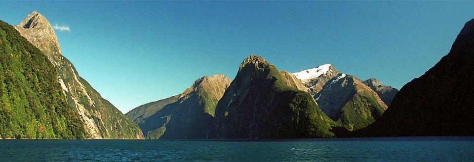 Milford Sound, Nya Zeeland