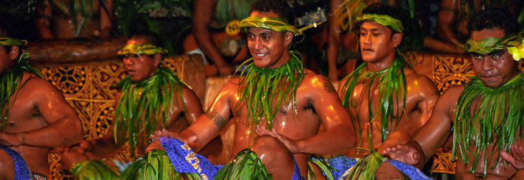 Show at Aggie Greys, Samoa