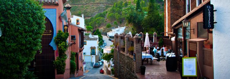 Benahavis, Spanien