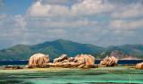 Underbara La Digue, Seychellerna