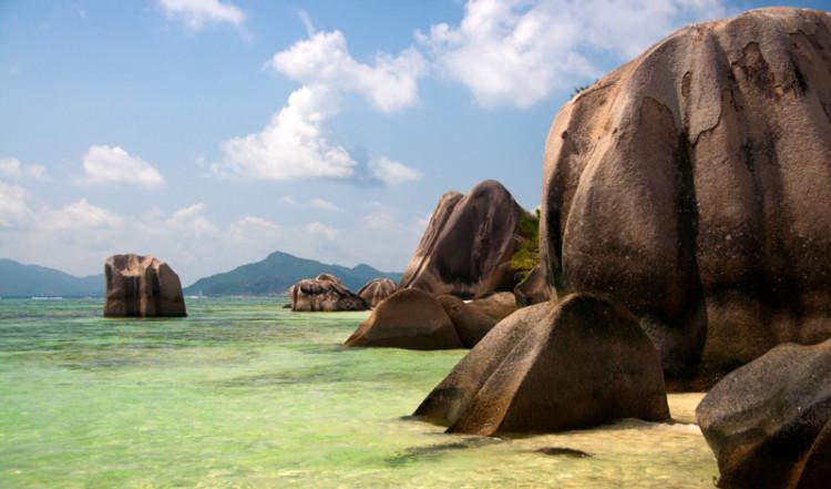 Anse Source d'Argent, La Digue Seychellerna