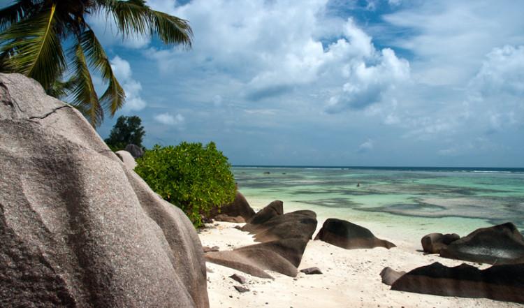 Anse Union, La Digue Seychellerna