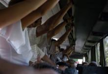 Buss från San José till Arenal, Costa Rica