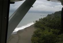 Utsikt från flygplan