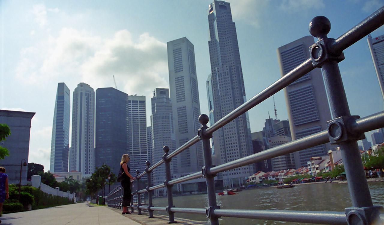 Boat Quay, Singapore River