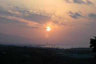 Soluppgång över Manilva