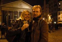 Nyårsfirande vid Phanteon, Rom