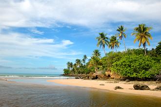 Baoipeba strand