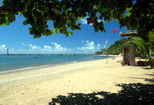 Strand, Itacaré