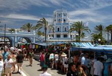 Marknad i Estepona