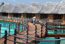 Watervillas, Vilu Reef, Maldiverna