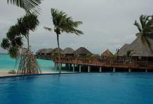 Pool, Vilu Reef, Maldiverna