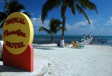 Tropical Paradise, Caye Caulker, Belize