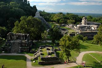 Palenque, Mexiko