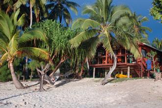 Aitutaki Beach Villas, Aitutaki