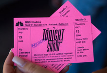 Biljetter Tonight Show with Jay Leno, Burbank