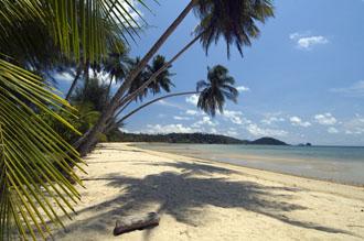 Koh Mak strand, Thailand