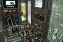 MBK shoppingcenter, Bangkok, Thailand