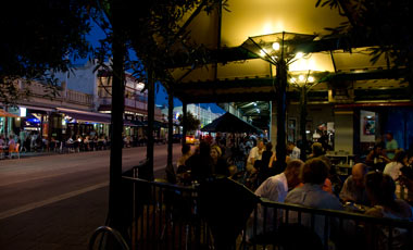 Fremantle by night