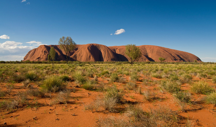 Uluru, Ayers Rock, Australien