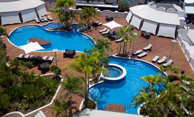 Pool, Sebel Cairns Hotel