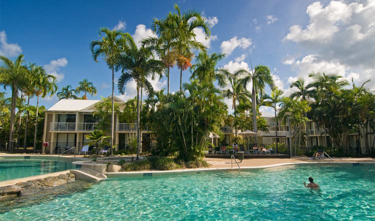 Rydges Sabaya Resort, Port Douglas, Australien