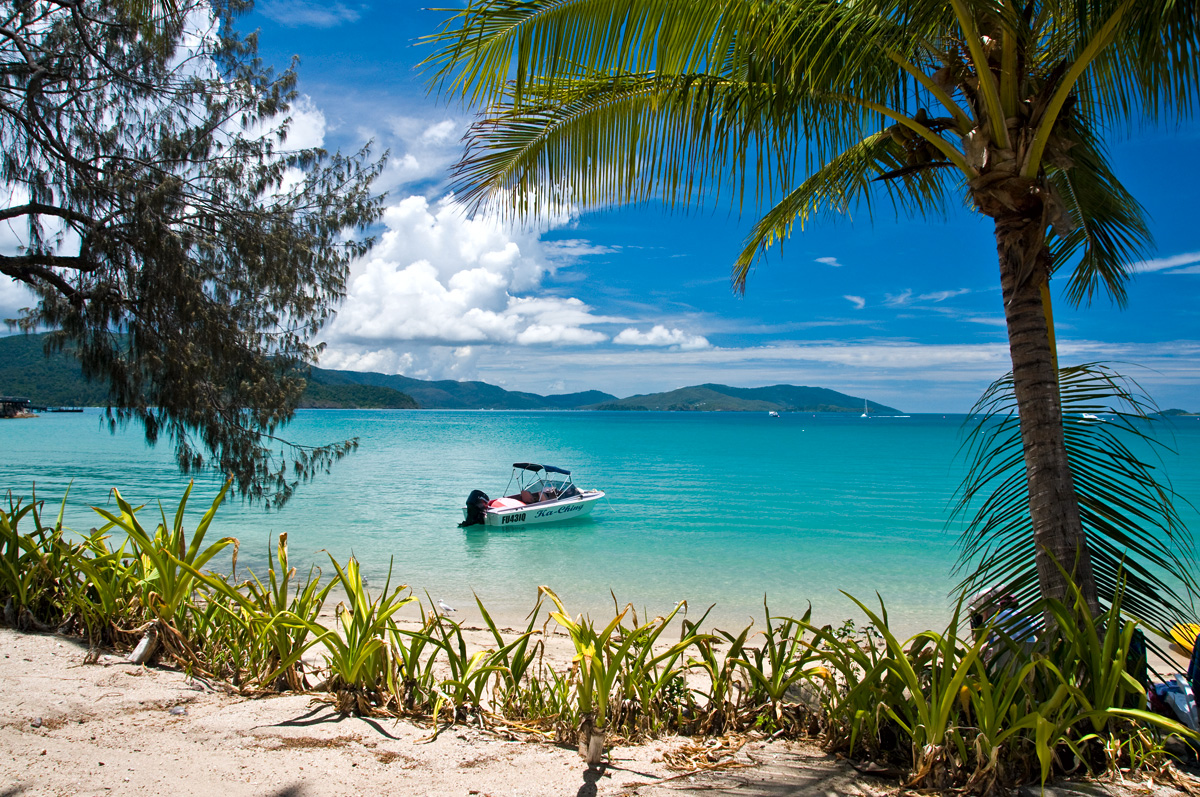 Long Island, Whitsundays, Australien