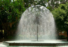 Fountain, Kings Cross, Sydney