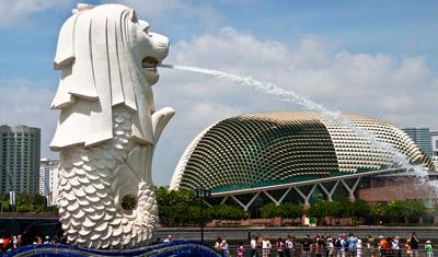 River Tour, Singapore