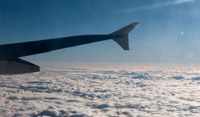Flyg till Spanien