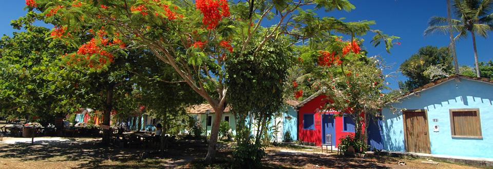 Trancoso Village, Bahia Brazil
