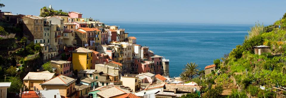 Manorola Cinque Terre, Italy