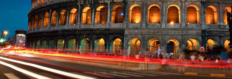 Rome Night, Italy